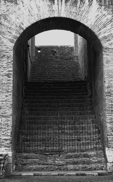 L'escalier de la mort
