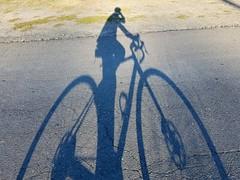 2019 Bike 180: Day 167 - Shadow Season!