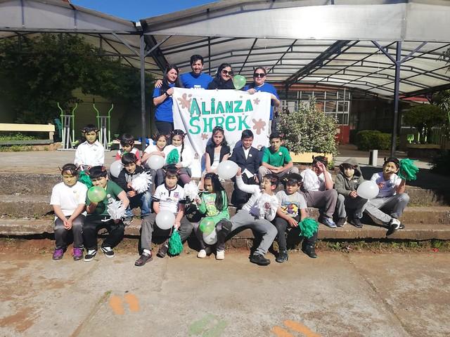 Aniversario N° 47 Liceo Santa Doris