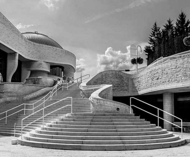 Les escaliers de la civilisation