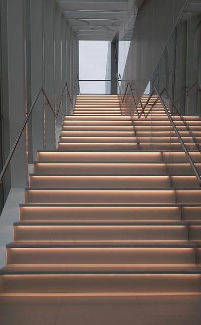 Rampes parallèles