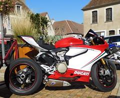Yoann's Ducati 1199 Panigale S Tricolore