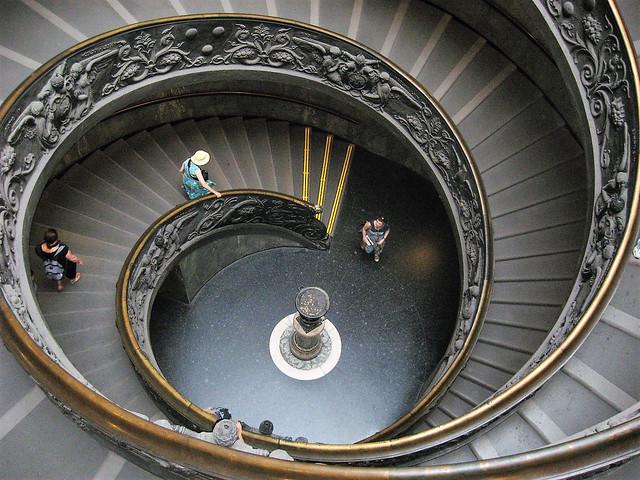 Spirale papale