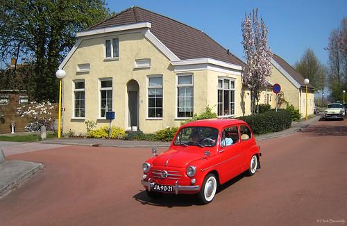 Groningen: Tripscompagnie, a Fiat classic
