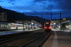 SBB Sargans - South Side Track 2-5