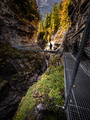 Gorges De La Dala - Leukerbad Switzerland - Travel photography
