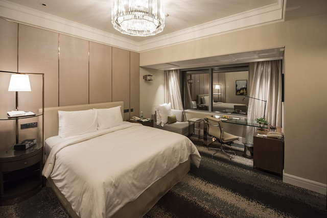 Four Seasons Hotel Shanghai 2019