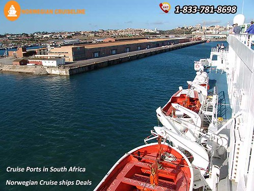 Three Important Cruise Ports in South Africa