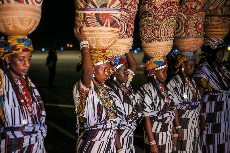 Arrivée Niamey