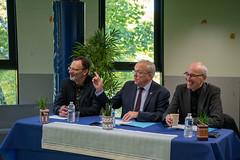 Conférence de presse mise en oeuvre d'une politique agricole du territoire boucle nord de seine