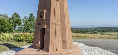 Dieffenbach-Les-Woerth sondage n°2905 Monument