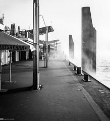 Die Welt ruht still im Hafen