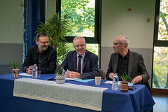 Conférence de presse mise en oeuvre d'une politique agricole du territoire boucle nord de seine - Photo of Pierrelaye