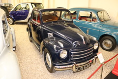 Fiat 500 Topolino