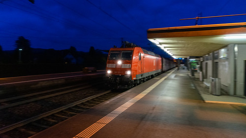 Freight in red: DB Cargo Standard (2/2)