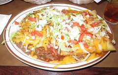 Stuffed Sopapilla Meal (Albuquerque, New Mexico)