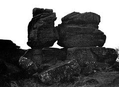 Brimham Rocks, 1992