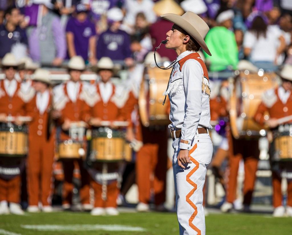 Texas Longhorns Football | Texas Review | Ralph Arvesen