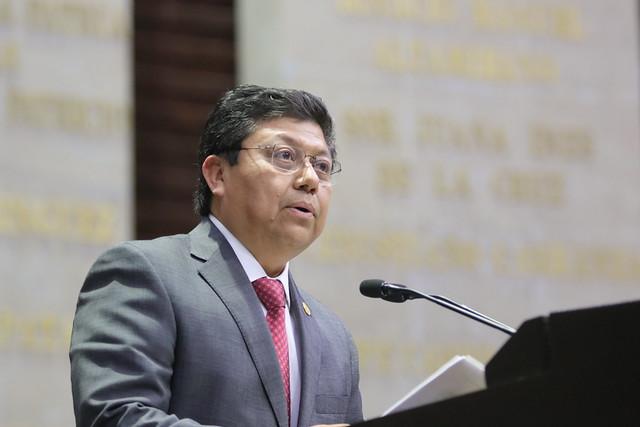 29/10/2019 Tribuna Dip. Rubén Cayetano García