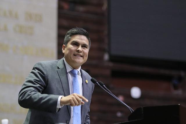 29/10/2019 Intervención en tribuna del Dip. Miguel Pavel Jarero Velázquez