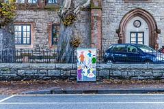 PAINT-A-BOX STREET ART [SOUTH CIRCULAR ROAD AT THE OLD ST KEVIN'S CHURCH]-157993