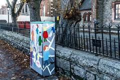 PAINT-A-BOX STREET ART [SOUTH CIRCULAR ROAD AT THE OLD ST KEVIN'S CHURCH]-157996
