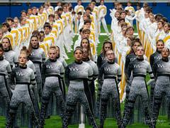 Tiger Band at State Finals