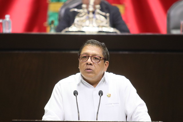 29/10/2019 Tribuna Dip. Manuel Gómez Ventura