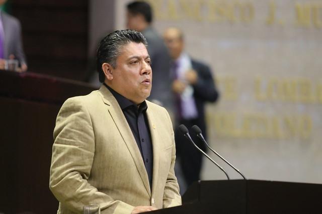 29/10/2019 Tribuna Dip. Edgar Eduardo Arenas Madrigal
