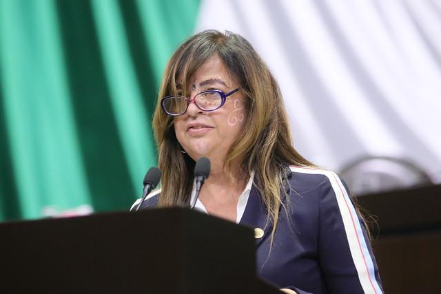 29/10/2019 Tribuna Dip. Silvia Lorena Villavicencio Ayala