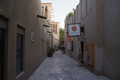 Al Fahidi historical neibourhood