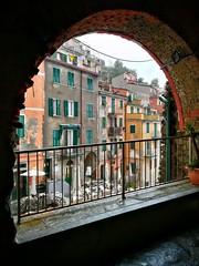 Riomaggiore in Cinque Terre, Italia 2019 Italy | Italie