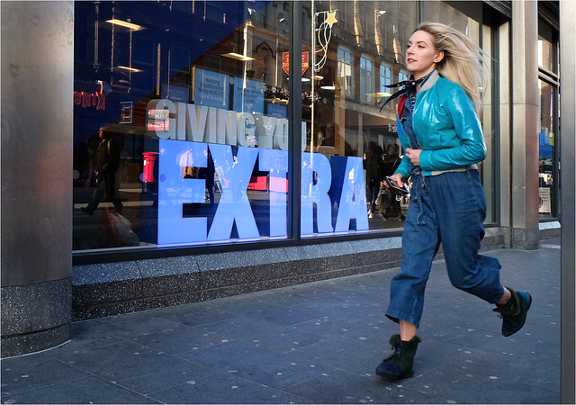 Extra energy