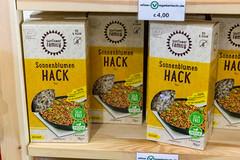 Sunflower Family Bio und Vegan Sonnenblumen Hack in der Verpackung