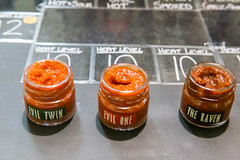 Wiltshire Chilli Farm Evil Twin, Evil One and The Raven Heat Level 10 auf der Scoville Skala