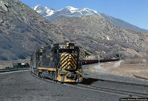 CBC Coal Train