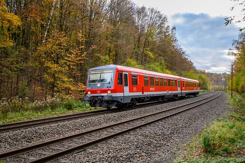 Die Fischbachtalbahn