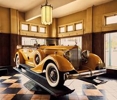 1934 Super Eight Sport Phaeton