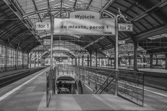 Gare de Wroclaw