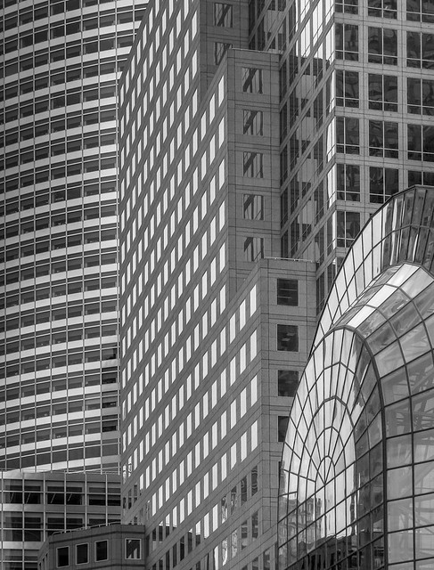 Géométries d'édifices