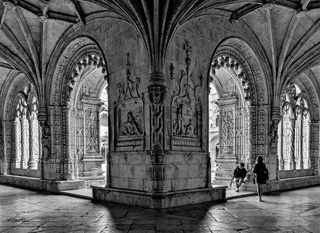 Décor monastique