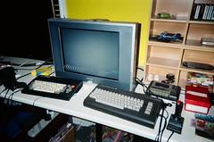 Sega SC-3000H and Commodore 16 home computers