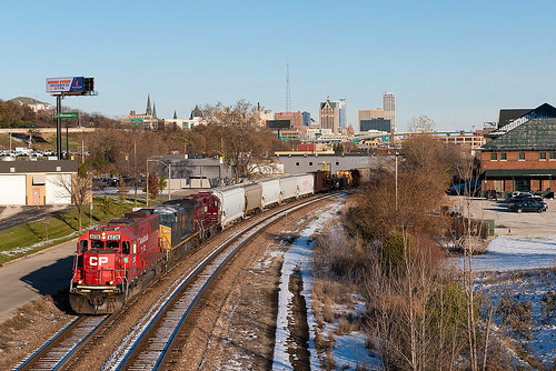 CP 6236 in Milwaukee