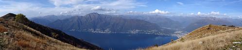 Panoramablick vom Monte Covreto