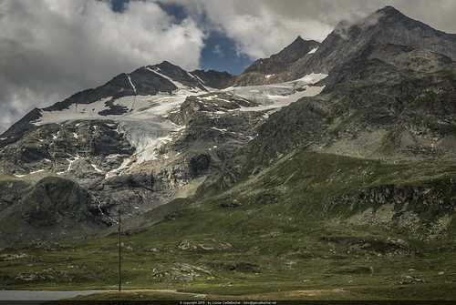 Swiss Alps - Piz Cambrena