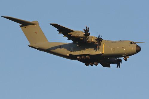 ZM415 Royal Air Force  Airbus A400M-180 Atlas C1