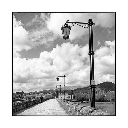 on the bridge • ponte de lima, portugal • 2019