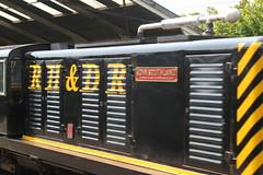 21 RHD Railway 22 May