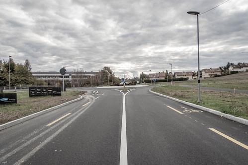 Avenue du Tir-Fédéral, Ecublens