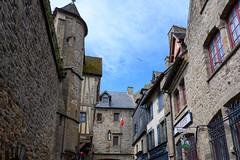 59599-Mont-Saint-Michel - Photo of Saint-Jean-le-Thomas